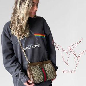 Gucci Clutch/crossbody Web Supreme bag